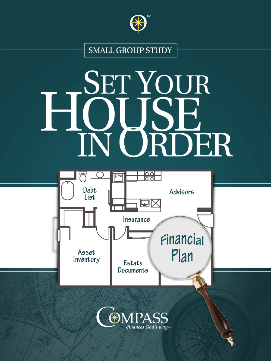 Set Your House In Order Compass